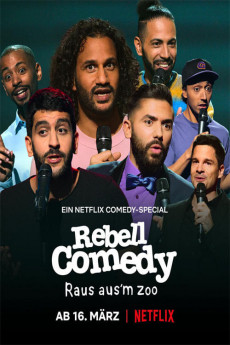 RebellComedy: Straight Outta the Zo